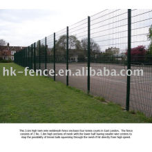 1 зеленый забор 358