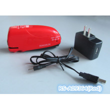 Portable Nice Electric Stapler dengan Adapter