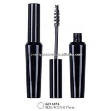 Venda nova eyelash extensão preto mascara garrafa impermeável permanente