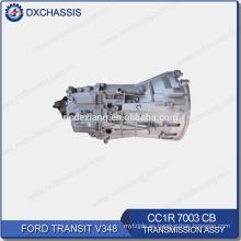 Auténtico Transit V348 Transmisión Assy CC1R 7003 CB