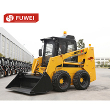 Hydraulic Control Best Skid Steer Loader