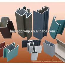 Perfil da Seção de Alumínio