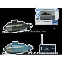 R / C modelo de barco de juguete submarino