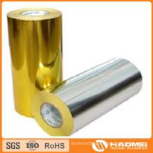 Goldfarbe Hydrophile Aluminiumfolie