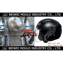 Molde de capacete de motocicleta de plástico personalizado de OEM
