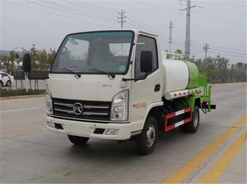 Water Truck 2