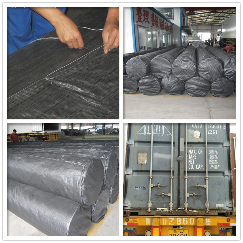 HDPE geomembrane for gold mining