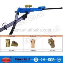 7655D herramientas de perforación de roca de martillo jack de mano