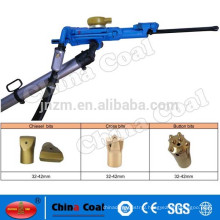 7655 Portable Pneumatic Rock Drill from China Coal