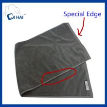 80% de polyester et 20% de serviette en polyamide satiné en microfibre en satin (QHD009312)