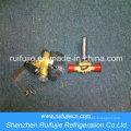 Vannes d'expansion thermostatiques Danfoss R404A / R507 / R22 / R134A Tex2