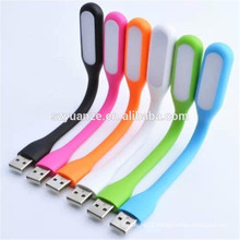Customized Multi Color Flexible Mini Micro USB LED Light For Power Bank Desk Computer Laptop