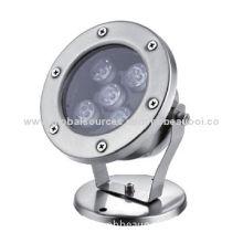 5*1W LED swimming pool light