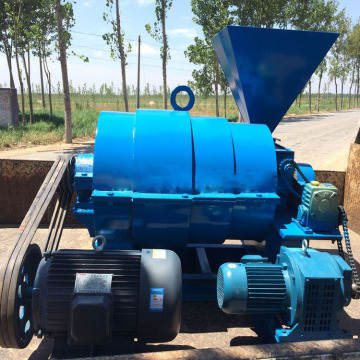 Energy saving pulverized coal burner for drying machine