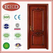 Puerta compuesta de madera sólida MD-519S