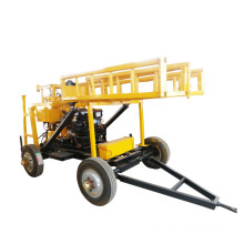 Hydraulic Sampling Drilling Rig