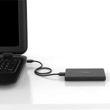 ORICO USB3.0 de 2.5 pulgadas a la caja de la impulsión de HDD SATA con UASP