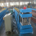 Galvanized Steel Sigma purlin forming machine/rack shelf metal post roll former Metal Sigma post roll forming machine