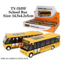 Фабрика OEM Пластиковые игрушки Электрический автобус