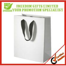 Saco de papel impresso de alta qualidade relativo à promoção feito sob encomenda