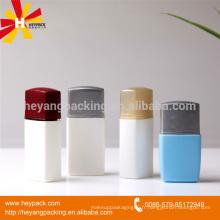Emballage en récipient de lotion cosmétique HDPE