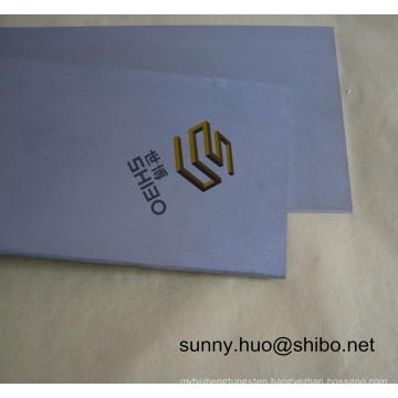 Alkaline Tungsten Sheet/Plate