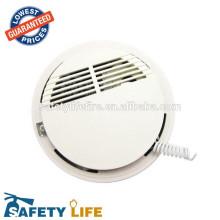 smoke detector black/smoke detector/mini smoke detector waterproof