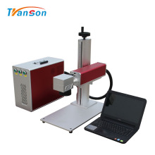 Raycus 20W PVC Fiber Laser Marking Machine