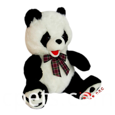 Plush ultra-soft panda toy