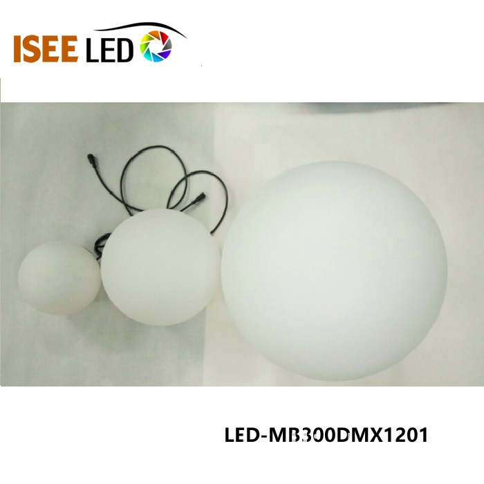 Magic LED Ball 6