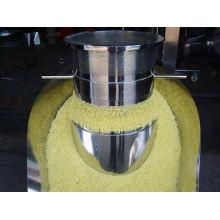 2017 granulador revolvendo da série de ZL, máquina do granulador dos SS para o fertilizante, processo horizontal da granulação da cama fluida