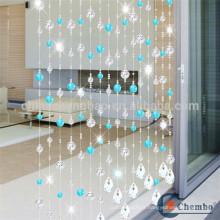 Décoration décorative en perles rideaux rideau en perles