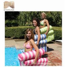 novo estilo barato plástico shell piscina flutuante com qualidade superior