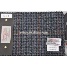 protected brand harris tweed fabric for making bags