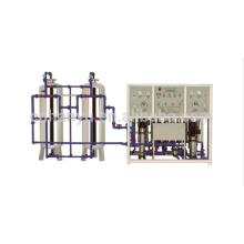 Línea de producción de tratamiento de agua