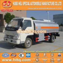FOTON 4X2 pequeña venta caliente de la buena calidad del carro 6000L del reaprovisionamiento para la venta