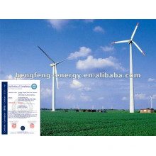 Turbine éolienne de Chine haute qualité 100kw