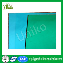 100% Markrolon uv blocking awnings and canopies fire proof anti-fog corrugated plastic car shed polycarbonate sheet