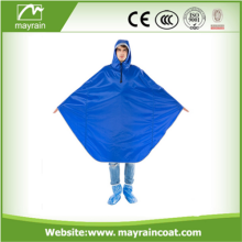 Poliéster Raincoat Rain Cape Adult Poncho