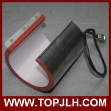 Тепла пресс машина частей высокого качества кружка нагреватель, пластину подогреватель, Cap нагреватель