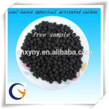 Factory Price support pellet activated carbon /coal-Based Spherical Coal Activated Carbon