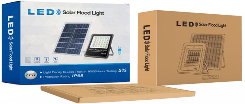OUTDOOR solar flood light16