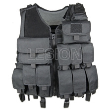 Militares tácticos chaleco equipo de combate equipo de combate ejército chaleco ISO y el estándar de SGS
