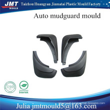 high quality auto mudguard plastic injection mold