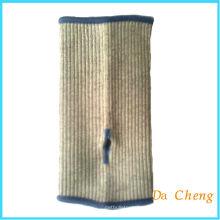 Protetor oversleeve / corte resistentes apoio de pulso de tricô