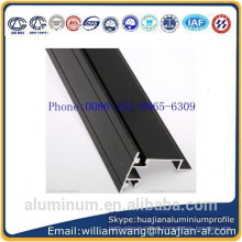 made in China shandong province, weifang powder coated high quality aluminium profile