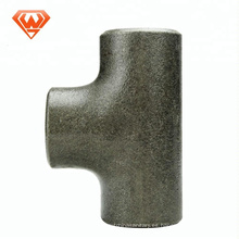 Herrajes A234 WPB B16.9 Accesorios de tubería de acero al carbono