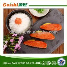 pacote de varejo congelado vermelho Allaska mentaiko caviar