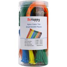 Envoltorios de alambre de amarre de cables autoblocantes multiusos