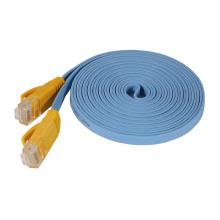 El mejor cable de remiendo plano del ethernet cat6 UTP del precio